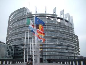Europeo Parlamento Strasburgo